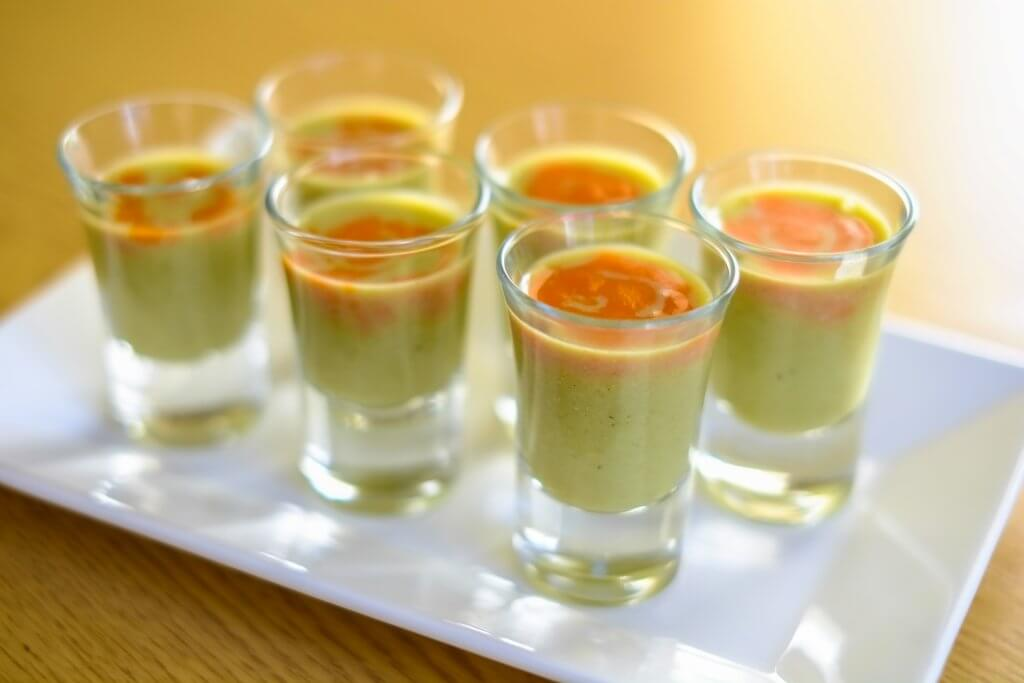 Mini creme brulee - Carringtons catering
