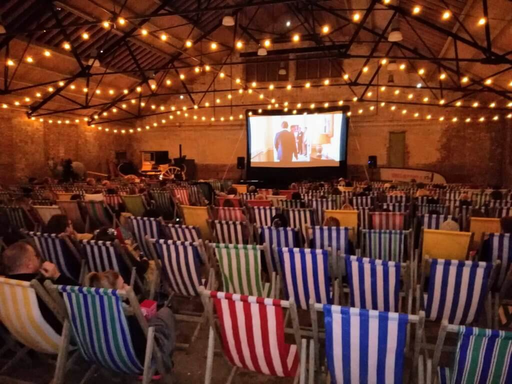 The Stables hosting a festive cinema night 2018