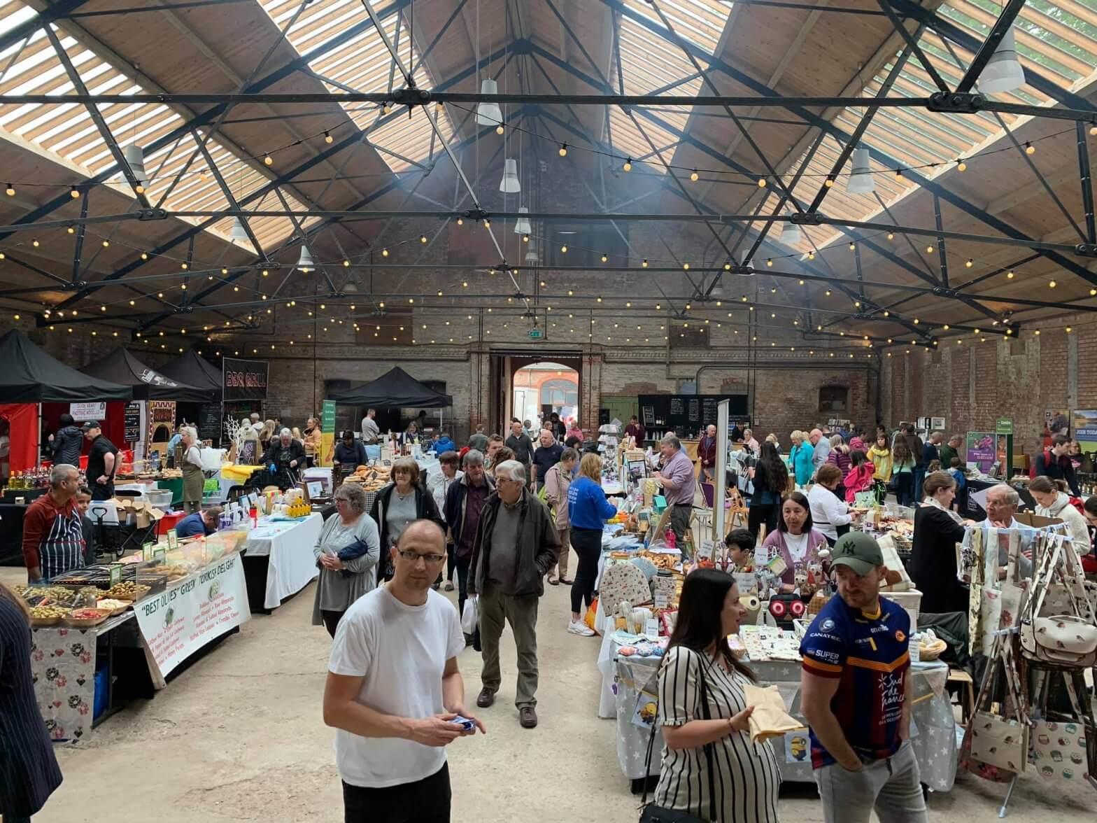 Warringon Artisan Market