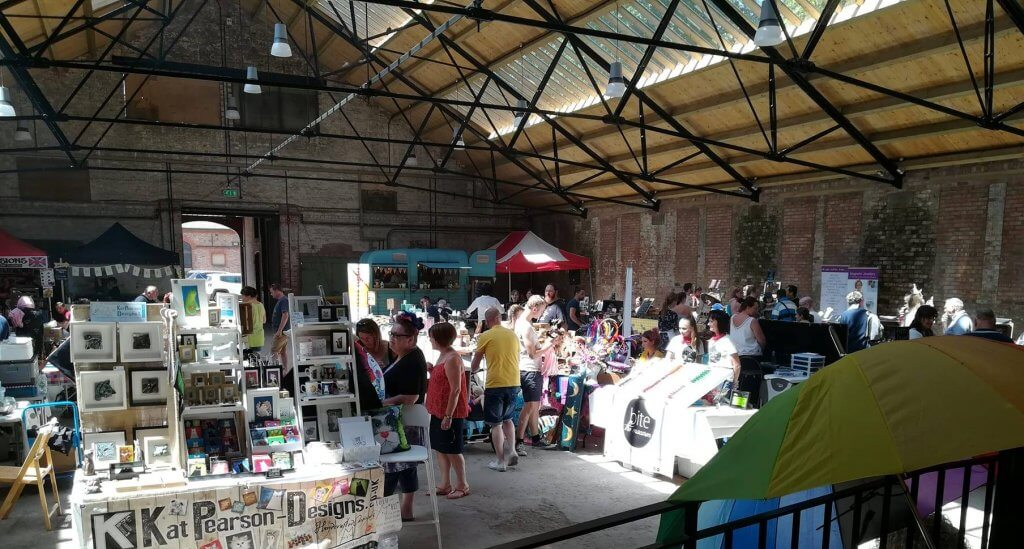 The Stables hosting a Warrington Artisan Market