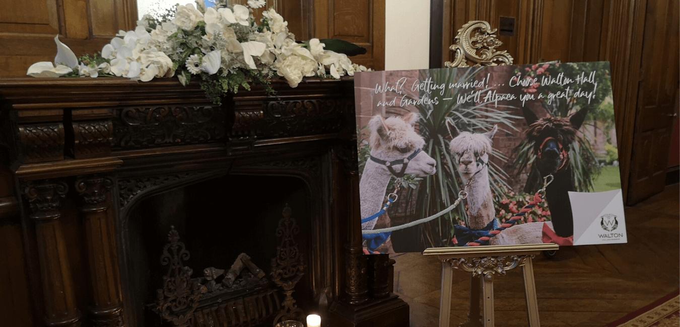 Weddings at Walton Hall and Gardens