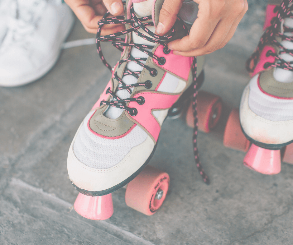 Half-term roller disco fun