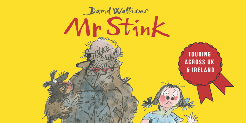 Mr Stink - Outdoor theare