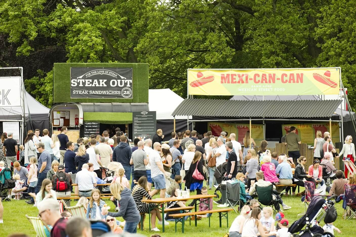 Walton Hall and Gardens Food Festival is back for 2020