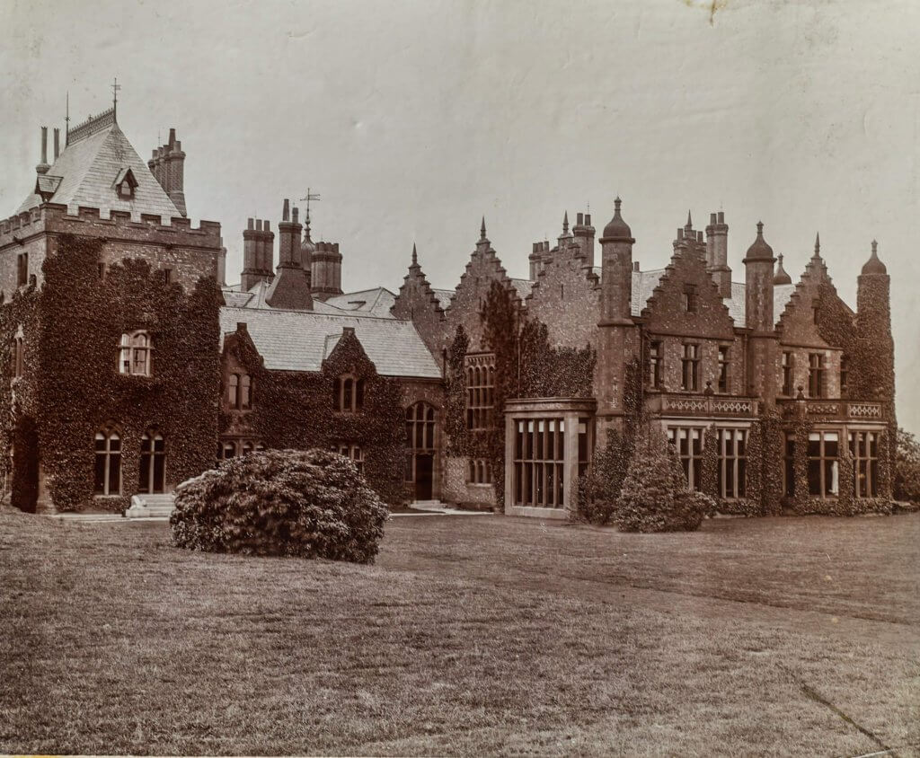 Walton Estate in all of its former glory under the Greenall family. Heritage of Walton Hall and Gardens.