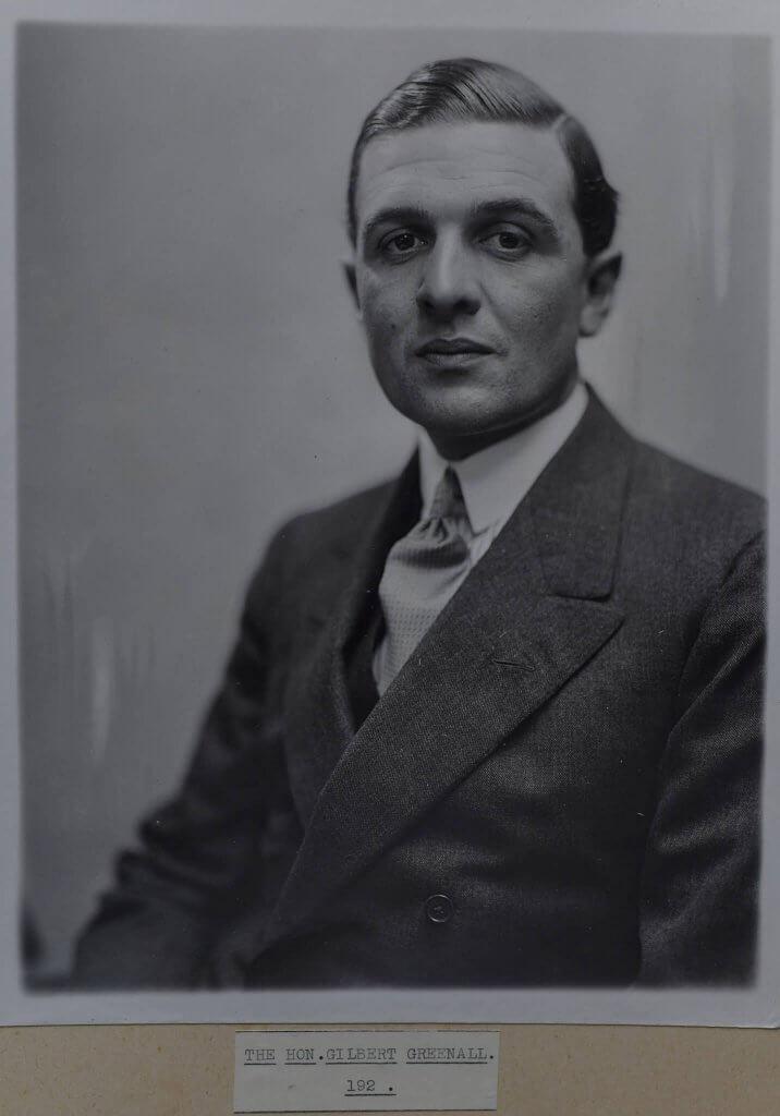 A heritage portrait of Sir Edward Greenall, 2nd Baron of Daresbury.