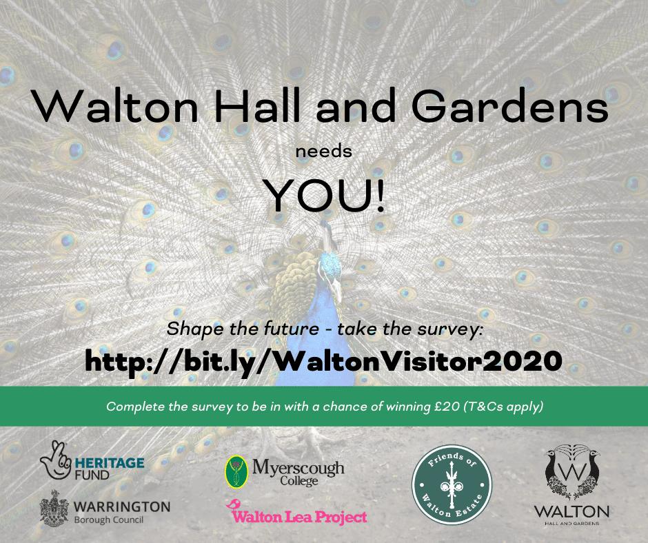 Walton Hall and Gardens survey