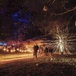Luminate light show